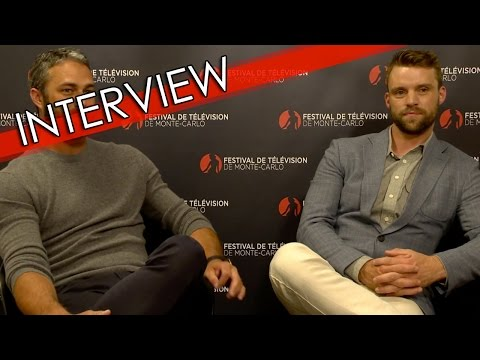 ITW Taylor Kinney / Jess Spencer (Chicago Fire) | FTV16