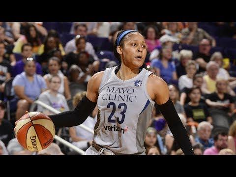 Maya Moore Scores Season-High 38 Points vs. Mercury