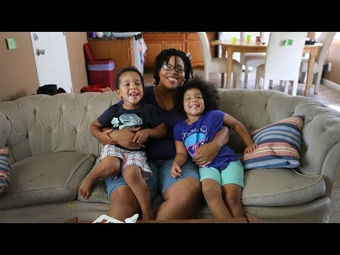 Mom Safely Reunites with Children After Foster Care