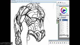 Concept Artclass: Anatomy