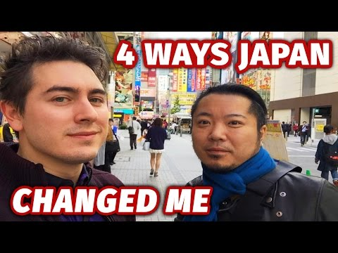 4 Ways Living in Japan Changed Me (видео)
