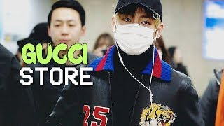 Nonton taehyung   GUCCI STORE Film Subtitle Indonesia Streaming Movie Download