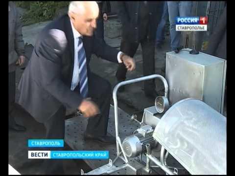 Ученый из Ставрополя заставил воду гореть