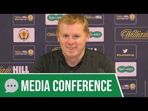 р Full Celtic Media Conference Neil Lennon 170120