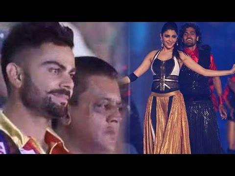 Must Watch: Virat Kohli Blushes While Anushka Shar