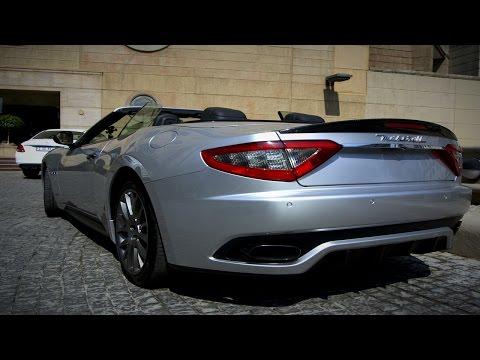 REVIEW: Maserati GranCabrio S