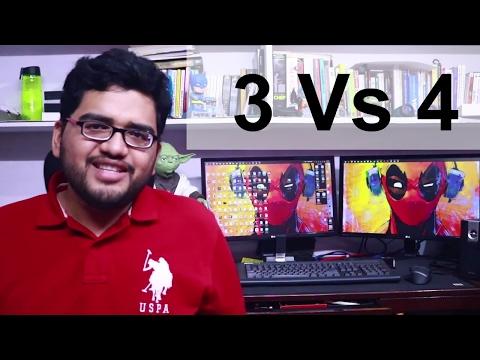 Redmi Note 3 vs Redmi Note 4, P2 vs z2 plus My Opinion