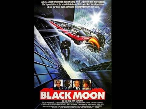 Black Moon Rising (1986) Movie Review