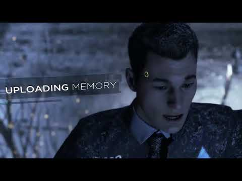 Detroit Become Human but everytime Connor dies the windows xp shutdown theme plays