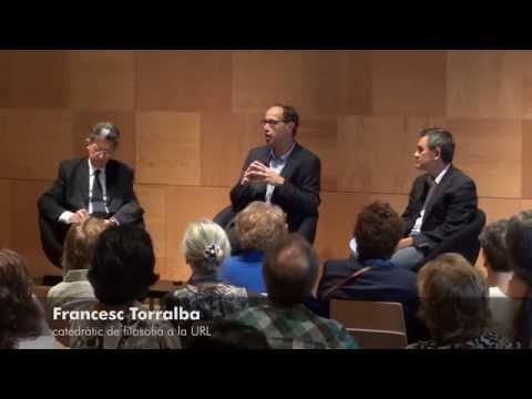 'Espiritualitat i lideratge', amb Àngel Castiñeira i Raimon Ribera