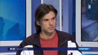 """Orelsan parle de """"Basique"""" et des drones - JT 19/20 de France 3"""