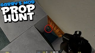 BUG GABISA DITEMBAK?! - Garry's Mod Prop Hunt Funny Moments