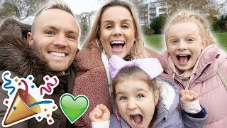 Video OUR FAMiLY HAS BEEN VEGAN FOR 6 YEARS! 🌱 MP3, 3GP, MP4, WEBM, AVI, FLV Juni 2018