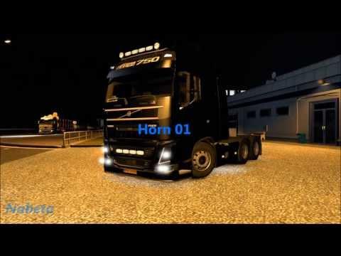 Volvo FH 2012 Interior Sound Louder