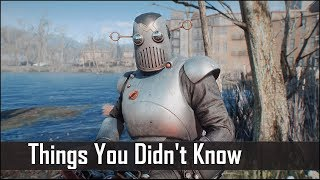 Video Fallout 4: 5 More Things You (Probably) Never Knew You Could Do in The Wasteland MP3, 3GP, MP4, WEBM, AVI, FLV Juni 2019