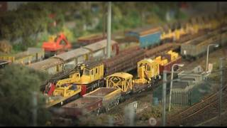 Layout by Stephen Farmer.  Come and see more at www.railwayworld.tv