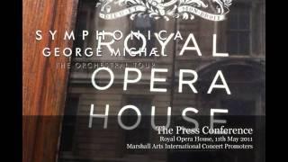"""""""Symphonica"""" Tour Press Conference"""