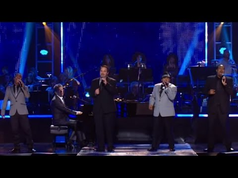All-4-One - 'I Can Love You Like That' & 'I Swear' Medley With David Foster