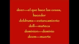 CURSO BASICO DE INGLES LECCION #37. VOCABULARIO DE 1000 PALABRAS EN INGLES