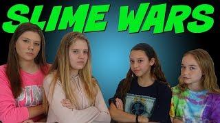 Video SLIME WARS TAYLOR & VANESSA VS KENDALL & MIMI || SLIME CHALLENGE || Taylor and Vanessa MP3, 3GP, MP4, WEBM, AVI, FLV Januari 2018