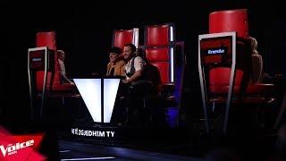 The Voice Kids, Audicionet e Fshehura, Pjesa 4 - Episodi 1