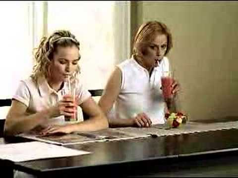 Europe's Best Smoothie - Soccer Commercial