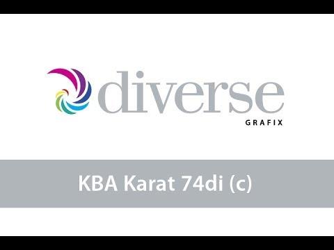 KBA Karat 74 Di (coated)