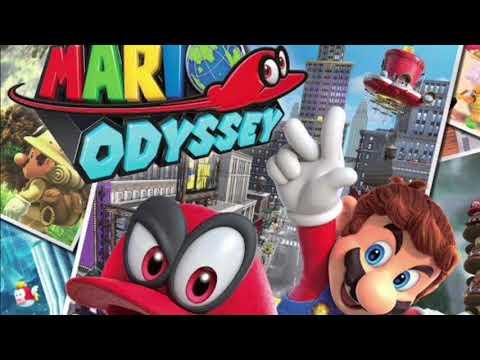 Mejores mapas en súper Mario odesey