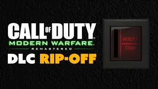 Modern Warfare Remastered RIP-OFF! - The Know Game News