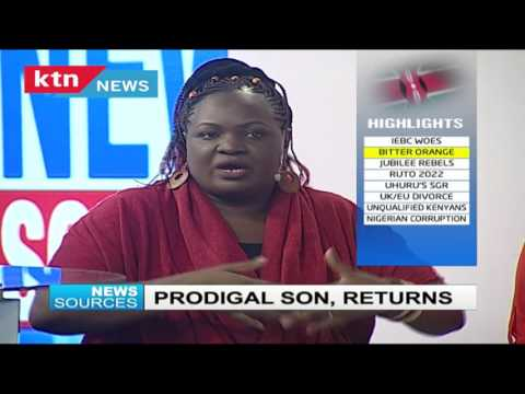 News Sources 29th June 2016 Prodigal Son Returns