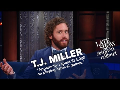 TJ Miller Reads A Negative Review Of His New Stand-up Special