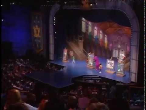 Barney El Castillo Musical en VIVO Parte 04 de 06