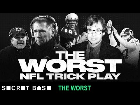 Video: The Worst NFL Trick Play