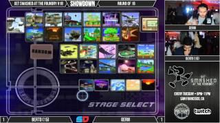 Rare Matchups – GERM (Link) vs. Berto (Falco) GS@TF 18