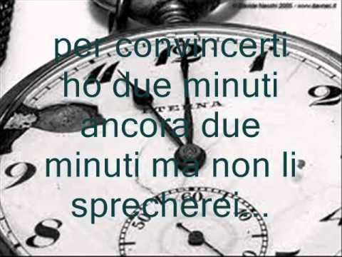 , title : 'Solo 3 minuti; Negramaro. lyrics'