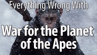 Video Everything Wrong With War For The Planet Of The Apes MP3, 3GP, MP4, WEBM, AVI, FLV Oktober 2018