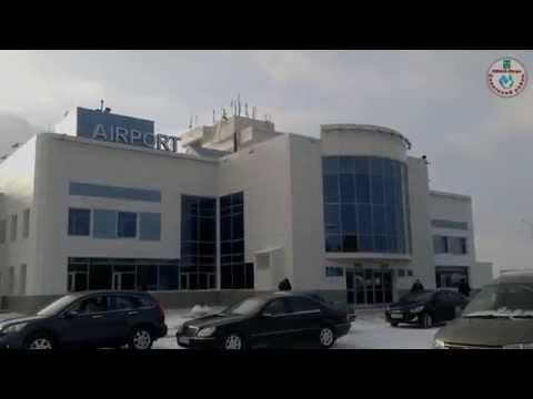 Аэропорт! Воздушная гавань Советского района ХМАО Октябрь 2014.г