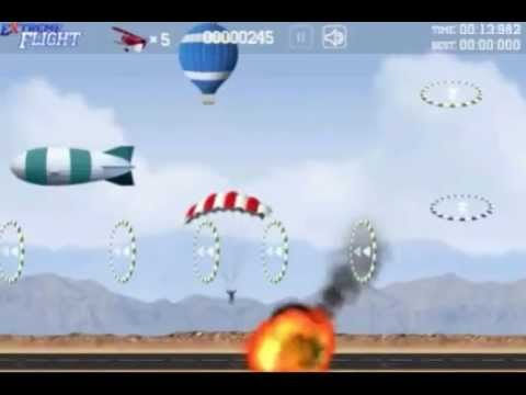 Video of Extreme Flight HD