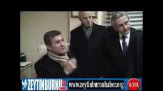 CHPİstanbul Büyükşehir Belediye Başkanı Mustafa Sarıgül'e Zeytinburnu'ndan Sevgi Seli