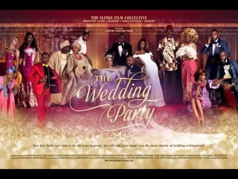 Emmanuel Reacts To The Wedding Party 2017 Movie Part 1