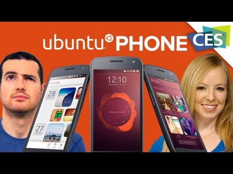 Rettinger - Annie ran into TechnoBuffalo's Jon Rettinger at Digital Experience CES 2013! Hear about the latest with Ubuntu and their venture into mobile. It's fully open...