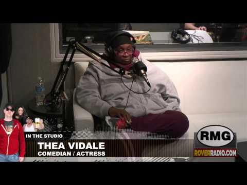 Comedian Thea Vidale - Full interview