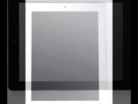 Apple iPad with Retina Display MD513LL/A (16GB, Wi-Fi, White and black) NEWEST VERSION