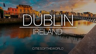 This amazing city has a lot to offer for anyone that stumbles in here. From the amazing green parks where you can have very good relaxing moments to the city center where you can explore a true Irish culture. I do recommend anyone to come to Dublin and experience this beautiful city.Let me know about your experience in this city and what could I have done that you don't see on the video. For sure next time I will be doing that!Follow me at:YouTube ➞ http://www.youtube.com/CitiesoftheWorldWordPress ➞ http://www.citiesoftheworldblog.wordpress.comFacebook ➞ http://www.facebook.com/CitiesOfTheRealWorldTwitter ➞ http://twitter.com/TheWorldCitiesInstagram ➞ http://instagram.com/citiesoftherealworldBrief description about the city:Dublin is the capital and largest city of Ireland. Dublin is in the province of Leinster on Ireland's east coast, at the mouth of the River Liffey. The city has an urban area population of 1,345,402. The population of the Greater Dublin Area, as of 2016, was 1,904,806 people.Music: Waves by Joakim KarudThank you for watching!