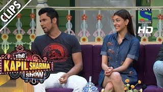 Video Randeep Hooda and Kajal have a blast - The Kapil Sharma Show - Episode 15 - 11th June 2016 MP3, 3GP, MP4, WEBM, AVI, FLV Maret 2019
