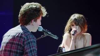 Charlie Puth & Selena Gomez - We Don't Talk Anymore (Live)