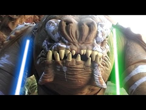 STAR WARS Rancor conflict