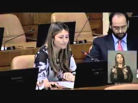 Intervención Diputada Nogueira por Ley de Aborto