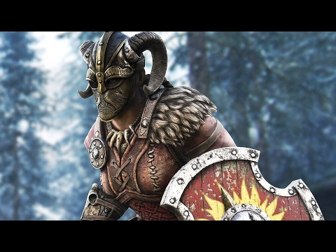 For Honor: 6 Minutes of Valkyrie Gameplay (1080p 60fps)