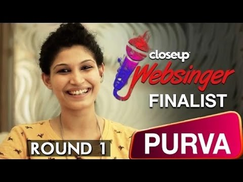 Video #CloseUpWebsinger - Top 6 | Purva Mantri | Singing Journey download in MP3, 3GP, MP4, WEBM, AVI, FLV January 2017